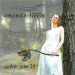 Album cover - Amanda Tiffin