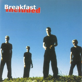 Album cover - Breakfast Incl