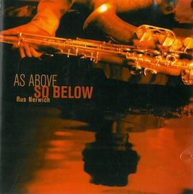 Album cover - Russ Nerwich