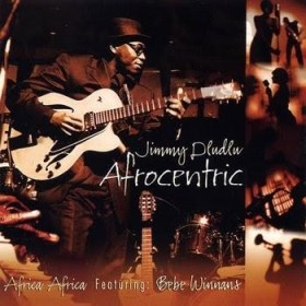 Album cover - Afrocentric