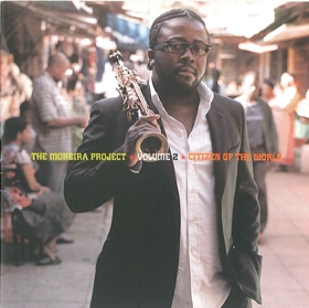 Album cover - Citizen of the World